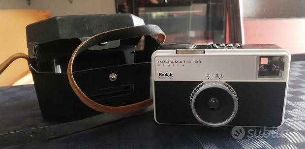 Fotocamera pellicola Kodak instamatic 33 camera
