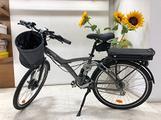Bicicletta elettrica B-TWIN original700