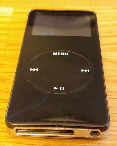 Apple iPod Nano Originale 1GB Nero Modello A1137