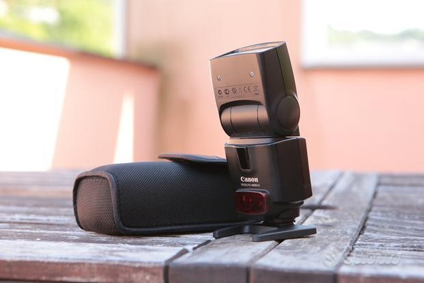 Canon Speedlite 430EX II Flash originale