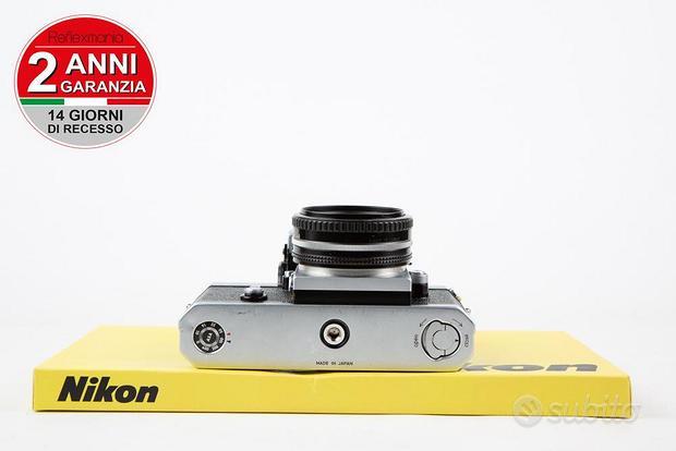 Nikon F + Nikon 50mm f1.8 + Photomic TN-2 ANNI DI