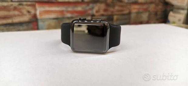 Apple Watch serie 2 usato 42mm nero
