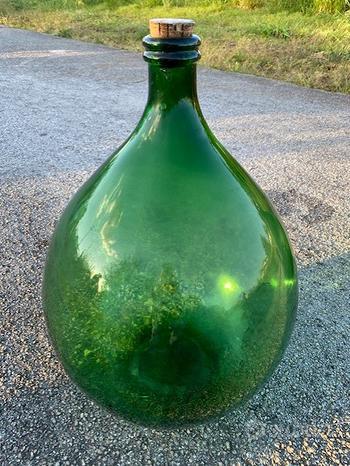 Ampolla in vetro Litri 54