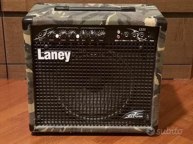 LANEY LX-35 Extreme - Cassa acustica amplificata