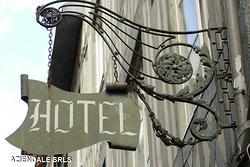 Hotel-terreno in borgo ad alto afflusso turistico