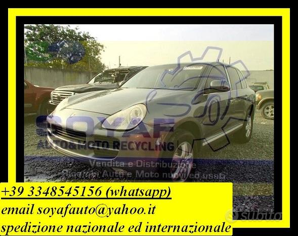 Ricambi porsche cayenne 1serie 2003-2007