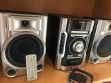 Stereo Sony con 2 casse