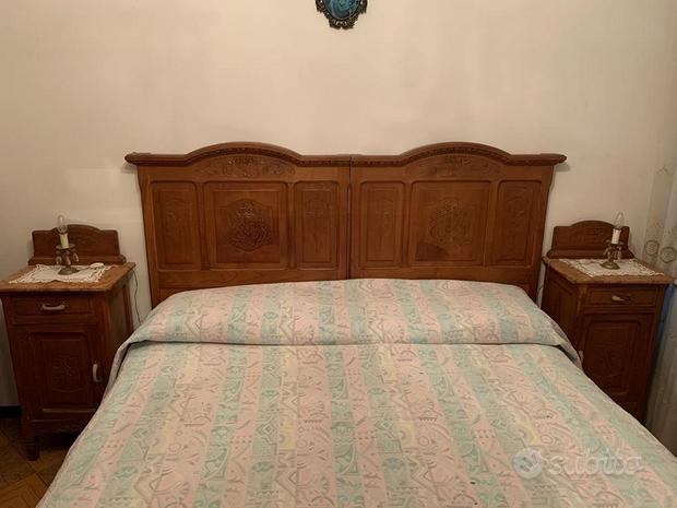 Camera matrimoniale anni 50