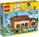 Lego La Casa dei Simpsons 71006 * Mitica * Nuova