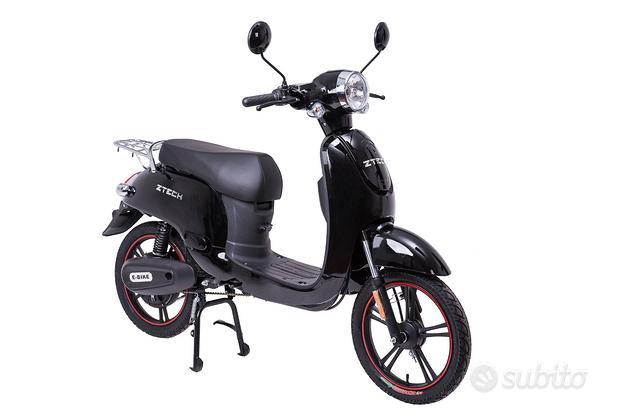 Scooter elettrico ztech zt 20 250w 48v litio r18