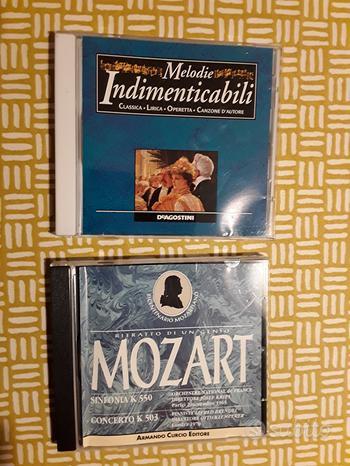 Due CD musica classica tenuti molto bene