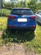 Hyundai i20 1.2 .benzina 84 cv 2019 incidentata