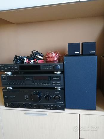 Hi Fi Technics + Bose acoustimass 3