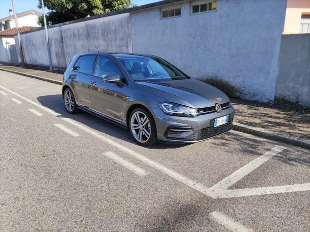 Volkswagen Golf 7.5 r line