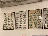 Quadri di macchine antiche Vintage