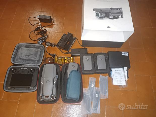 Drone MAVIC 2 PRO Smartcontroller e accessori