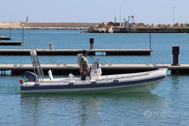 Gommone Joker Boat 21 autosvuotante 650