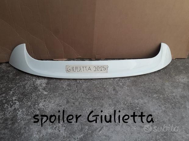 Spoiler alfa romeo giulietta #1