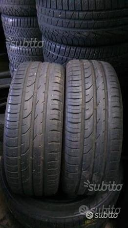 Gomme usate 185 55 15 continental estive