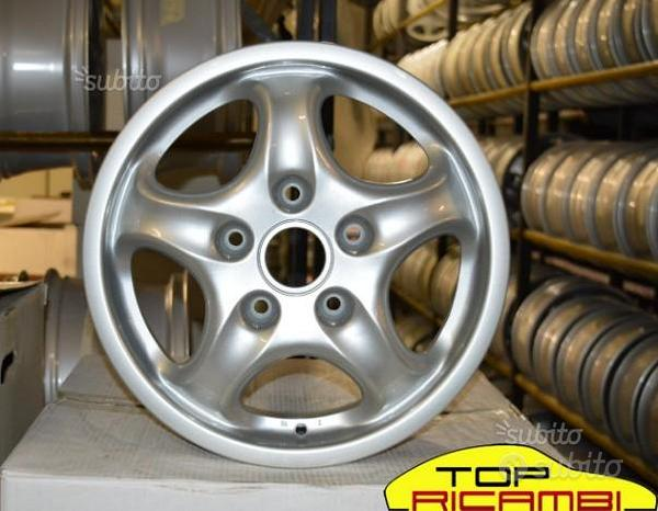 TOP RICAMBI 4 cerchi Porsche 964 da 16 99336211400