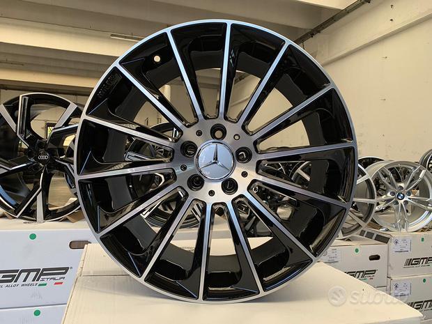 Cerchi Mercedes raggio 17 NUOVI cod.438298