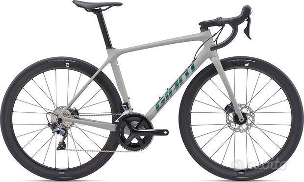 Bici corsa Giant TCR Advanced DISC 1+ PC