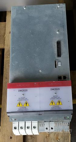 Inverter eolico 60kW Moog