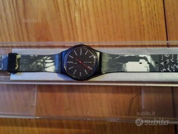 Orologio Swatch del 1990 da collezione