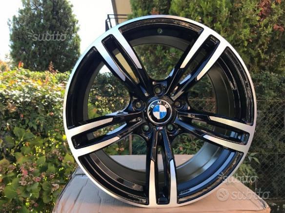 CERCHI BMW mod. 437 m MADE IN GERMANY 17 18 19 20