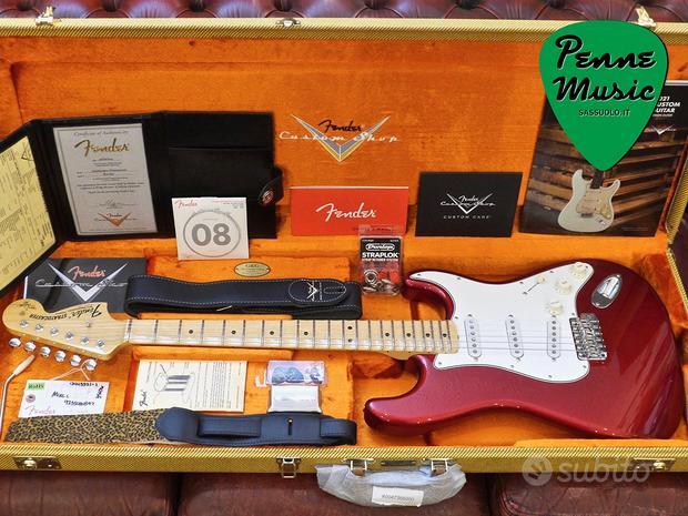 Fender Custom Shop Yngwie Malmsteen Strato NOS