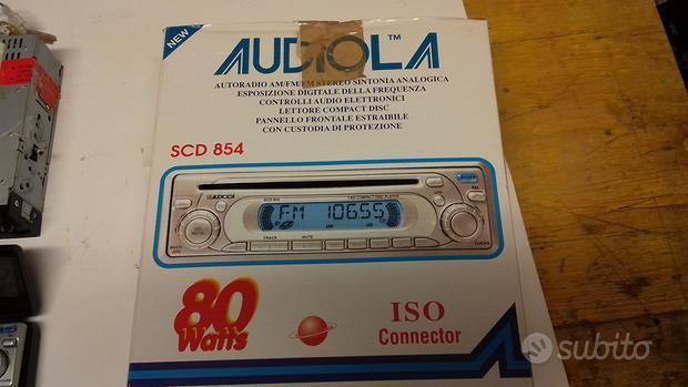 Autoradio CD audiola