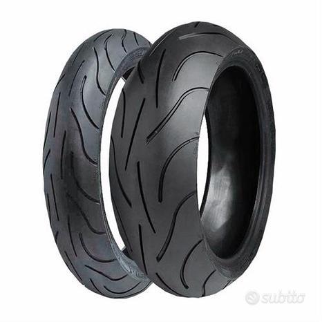 Coppie Michelin moto nuove Pilot Power
