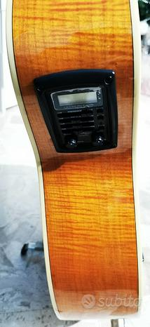 Chitarra acustica elettrificata Crafter Gae 750TmA