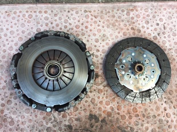 Frizione Alfa Romeo 156 2003 1900cc JTD 192A5000