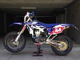 Yamaha WR 450 - 2014