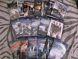 Collezione Blu-ray film azione, supereroi e altri