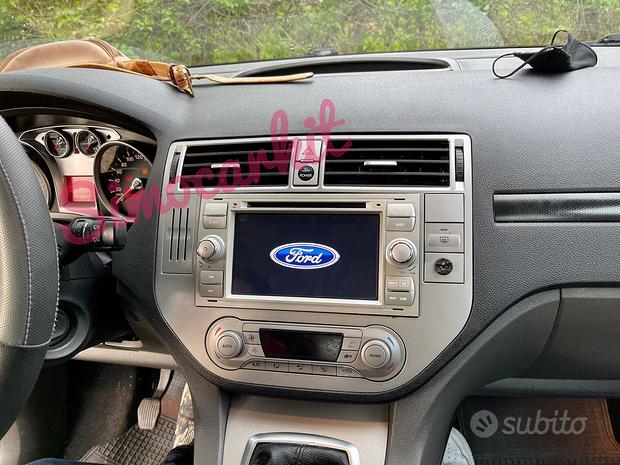 Autoradio Android 10 Per Ford Kuga Focus S C Max