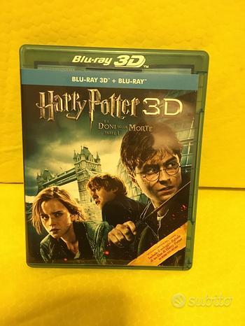 """Harry Potter """"I Doni Della Morte - Parte 1"""" - Blu"""