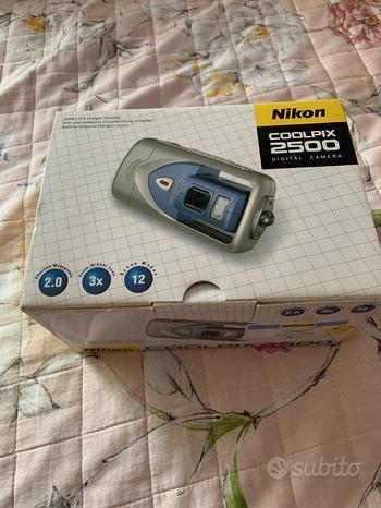 Fotocamera Nikon Coolpix 2500