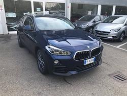 BMW X2 xDrive20d Business-X