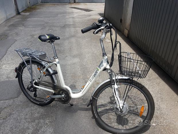 Bici-urban-bike elettriche da donna -italwin-andri