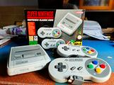 Nintendo mini super Nintendo snes