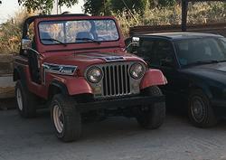 Jeep cj7 renegade - 1983 2.4 diesel