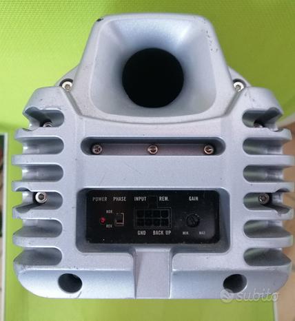 Subwoofer Pioneer TS-WX105A COMPLETO DI CAVI
