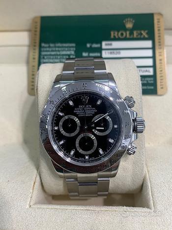 Rolex Daytona Originale 116520