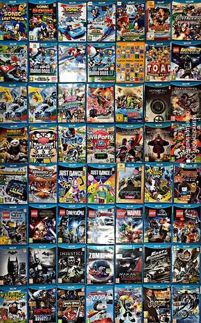 I migliori giochi per Nintendo wiiu originali