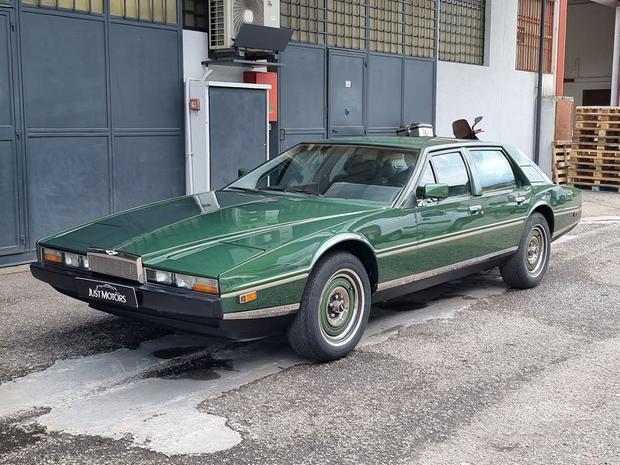 Aston Martin Lagonda 645 esemplari