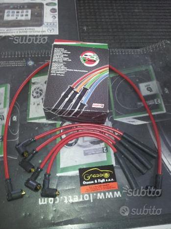 Cavi candela speciali Renaul Super 5 1.4 GT turbo