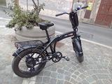 Bicicletta Elettrica Fat Bike I-BIKE I-FOLD 20 PRO