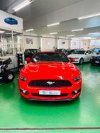 Ford Mustang CABRIO Rosso 2.3-10 MARCE-DIGITALE.NA